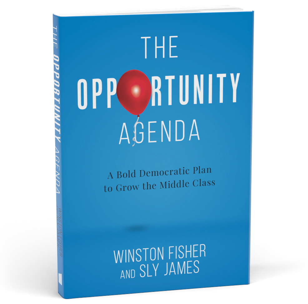 The Opportunity Agenda Cover
